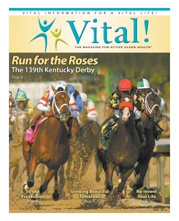 North Carolina - Vital! The Magazine for Active Older Adults