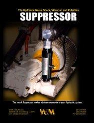 hydraulic suppressors - Royal Hydraulics