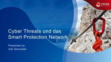Cyber Threats and SPN - Trend Micro