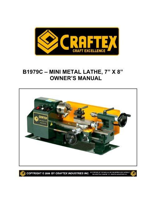 B1979C - CRAFTEX 7