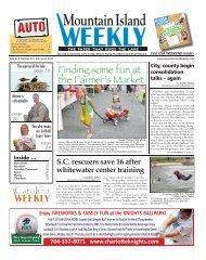 Mountain Island - Carolina Weekly Newspapers