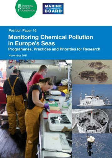 Monitoring Chemical Pollution in Europe's Seas - European Science ...