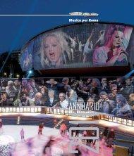 Rapporto annuale 2011 - Auditorium Parco della Musica