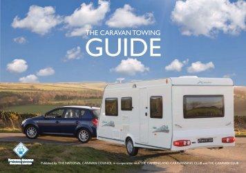The Caravan Towing Guide:1 - National Caravan Council