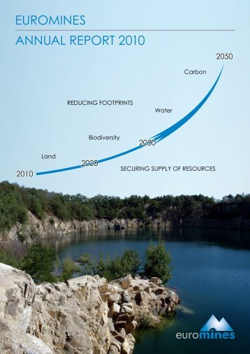 EUROMINES ANNUAL REPORT 2010