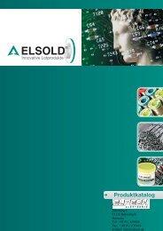 Elsold Produktkatalog 2009.indd