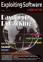 Raspberry Pi Hacking – Exploiting Software 08/12 - hax0r Dojo ...