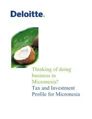 2011 Micronesia Investment Guide - Pacific Islands Small Business ...