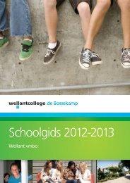 Download onze schoolgids als pdf - Wellantcollege