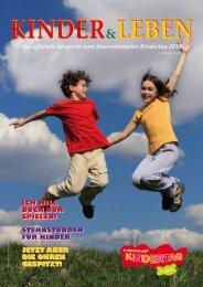 Kinder und Leben, Juni 2010 - ASTROlinos