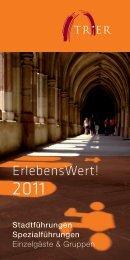 Besucherzentrum des Trierer Doms - QuattroPole