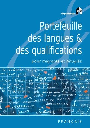 pour migrants et réfugiés - Integrationshaus