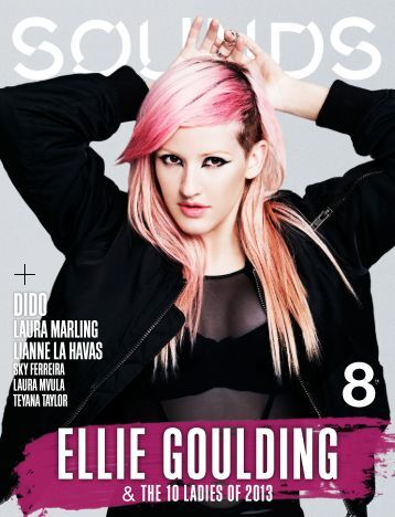 SOUNDS Magazine, Issue #8 (June)