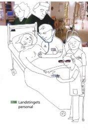 Landstingets personal