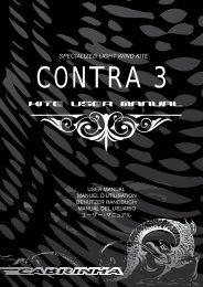 CONTRA 3 - Cabrinha