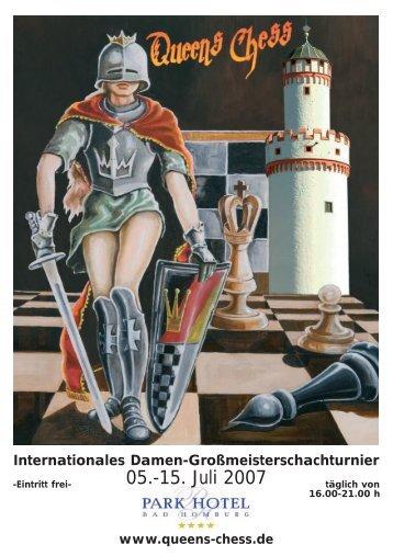 Lebendes Schach - Queens-Chess