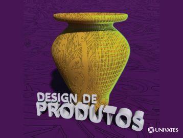 design de produto - Univates