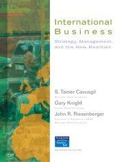 International Business - Prentice Hall