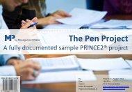 PRINCE2-SampleProject-Premium-MP847