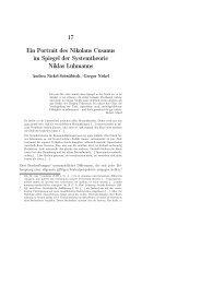 17 Ein Portrait des Nikolaus Cusanus im Spiegel der Systemtheorie ...
