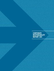 CORPORATE RESPONSIBILITY REPORT 2011 - Encana