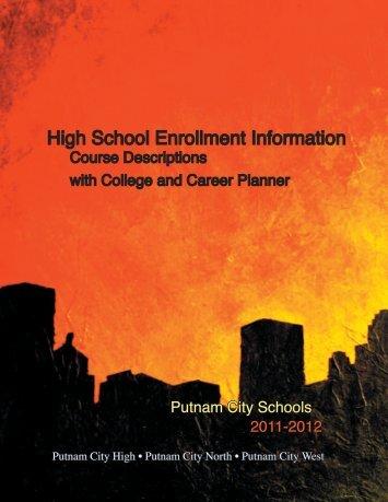 FT PROGRAM: PreEngineering Academy  ... - Putnam City Schools