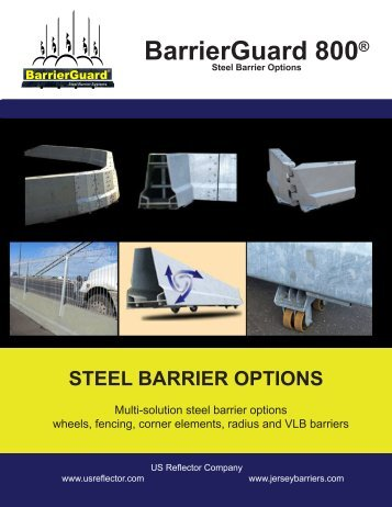 BarrierGuard Options - US Reflector