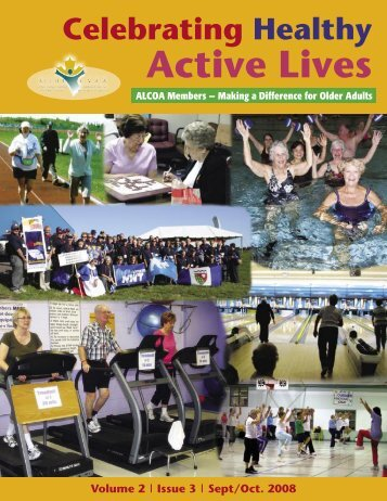 CHAL SeptOct 08.indd - Active Living Coalition for Older Adults