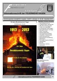 Erscheinungsweise: vierteljährlich Ausgabe: 04/2013 Jahrgang 13 ...