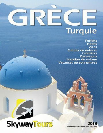 grèce - Skyway Tours