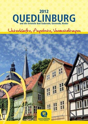 2012 - Quedlinburg