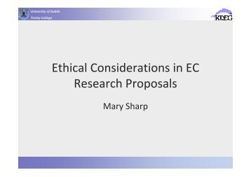ethical considerations education dissertation