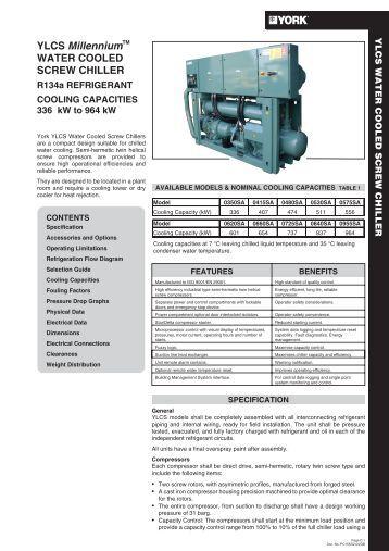 Trane air cooled chiller Catalogue pdf log sheet template