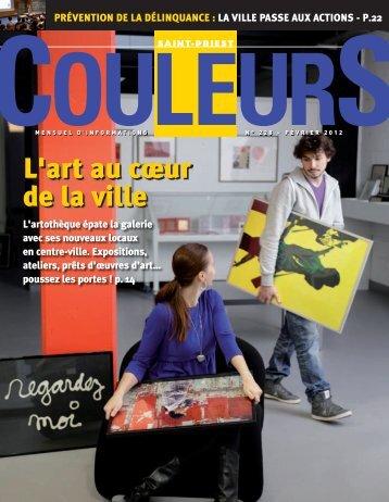 Télécharger le n°228 (Février 2012) - Saint-Priest
