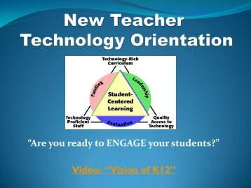 Are You Ready To ENGAGE Your Students? - Infinite Campus