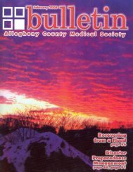 Insurance FAQs - Allegheny County Medical Society