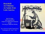 Presentation, pdf - Environmental Health Sciences, UC Berkeley ...