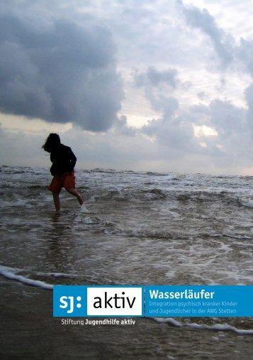 Wasserläufer - Stiftung Jugendhilfe aktiv