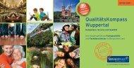 NEU - QualitätsKompass Wuppertal
