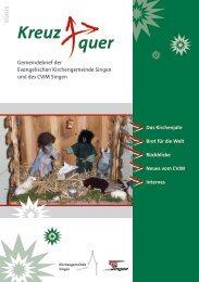 lesen/drucken/download - Evangelische Kirchengemeinde Singen