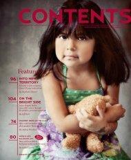 CONTENTS - Professional Photographer Magazine