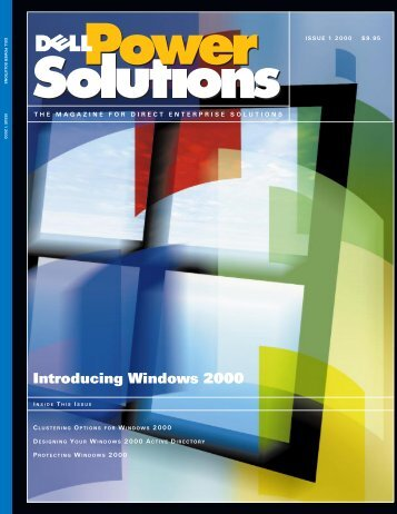 Dell Cover 1 2000.qxd