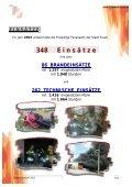 Tätigkeitsbericht 2003 - Freiwillige Feuerwehr der Stadt Traun - Page 5