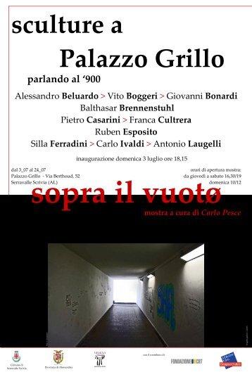 Sopra il Vuoto parlando al 900 - Comune di Serravalle Scrivia
