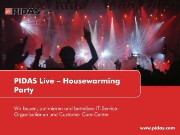 Download Präsentation - PIDAS