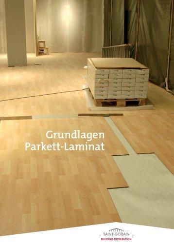 Grundlagen Parkett-Laminat - Raab Karcher