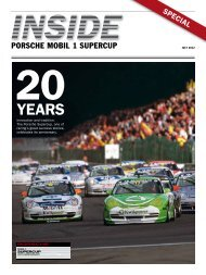 download Inside Porsche Mobil 1 Supercup - Porsche Carrera Cup