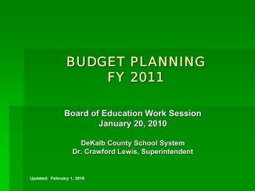 2 - Dekalb County School System