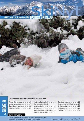 SIDE 9 - Hobro Skiklub