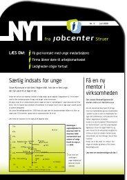NYT fra jobcenterstruer_nr.3 2009 - Struer kommune